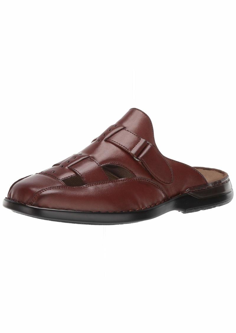 STACY ADAMS Men's Alba Closed Toe Slide Sandal   M US