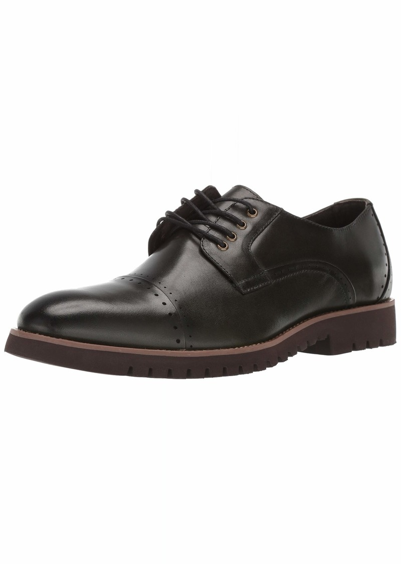 STACY ADAMS Men's Barcliff Cap-Toe Lace-Up Oxford   M US