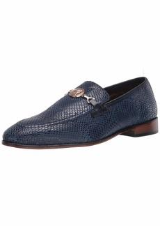 STACY ADAMS Men's Barrino Moc Toe Slip On Loafer   Medium US