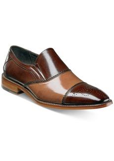 Stacy Adams Men's Brecklin Cap-Toe Slip-On Loafers Men's Shoes