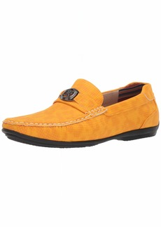 STACY ADAMS Men's CYD Slip-On Driver Loafer Driving Style   M US