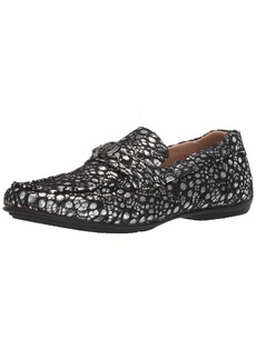 STACY ADAMS Men's Cyrano Moc-Toe Slip-on Driving-Style Loafer   M US