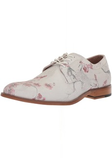 STACY ADAMS Men's Dandy Plain Toe Print Oxford