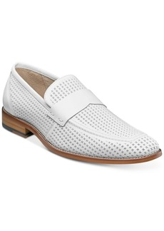 Stacy Adams Men's Durand Moc Toe Slip-On Loafers Men's Shoes