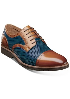 Stacy Adams Men's Ellery Cap-Toe Oxfords Men's Shoes