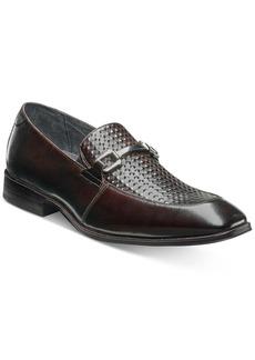 Stacy Adams Men's Forsythe Moc-Toe Slip-On Loafers Men's Shoes