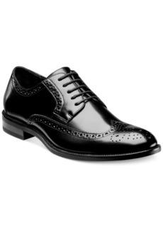 Stacy Adams Men's Garrison Wing-Tip Oxford Men's Shoes