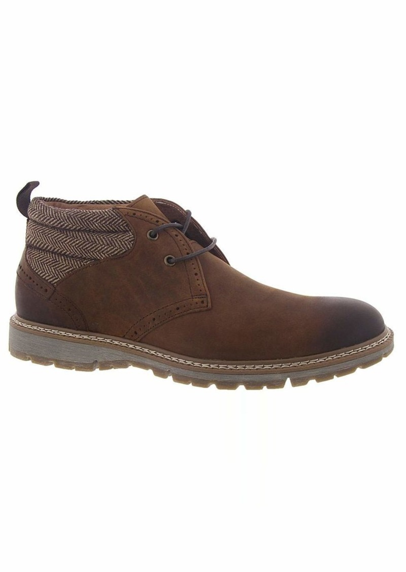 STACY ADAMS Men's Grantley Chukka Lace-Up Boot   M US