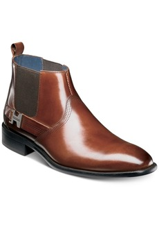 Stacy Adams Men's Joffrey Plain Toe Chelsea Boots Men's Shoes