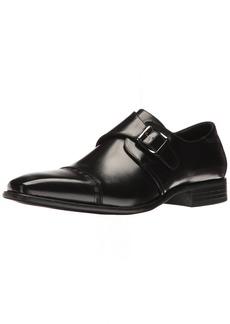 STACY ADAMS Men's Macmillian-Cap Toe Monk Strap Slip-On Loafer   M US