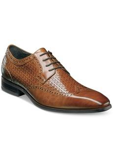 Stacy Adams Men's Melville Wingtip Textured Oxfords Men's Shoes