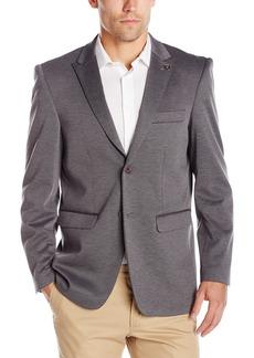 Stacy Adams Men's Metro Sports Coat Slim Fit Grey