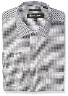 Stacy Adams Men's Mini Dot Classic Fit Dress Shirt