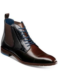 Stacy Adams Men's Rigby Cap-Toe Boots Men's Shoes