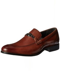 STACY ADAMS Men's Spencer - Moc Toe Bit Slip Loafer