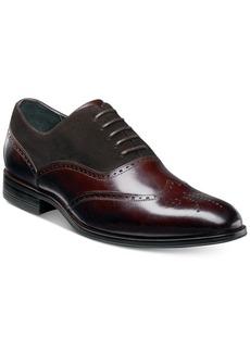 Stacy Adams Men's Stanbury Wing-Tip Oxfords Men's Shoes