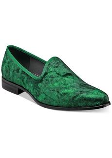 Stacy Adams Men's Sulton Velour Loafers Men's Shoes