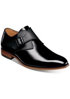 Stacy Adams Men's Sutcliff Plain-Toe Monk-Strap Shoes Men's Shoes