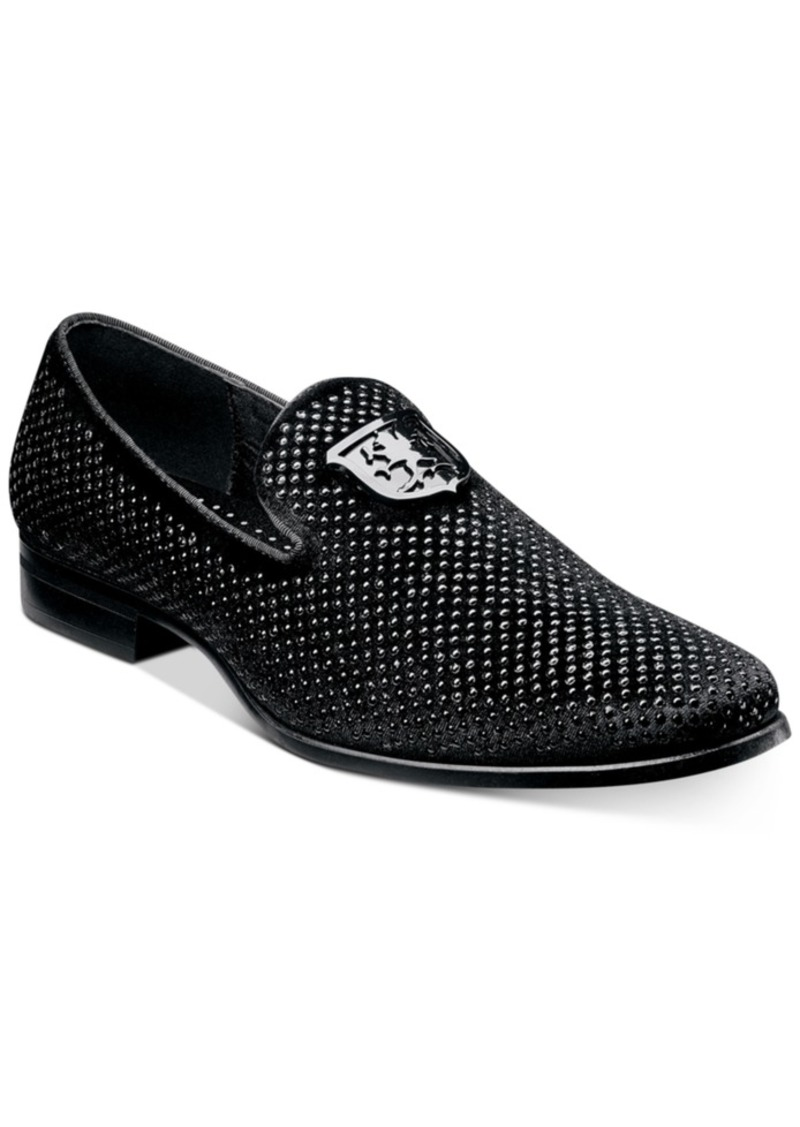 Stacy Adams Men's Swagger Studded Loafers Men's Shoes
