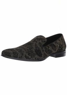 STACY ADAMS Men's Swank Glitter Dot Slip-On Loafer   M US