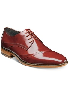 Stacy Adams Men's Talmadge Folded Vamp Oxfords Men's Shoes