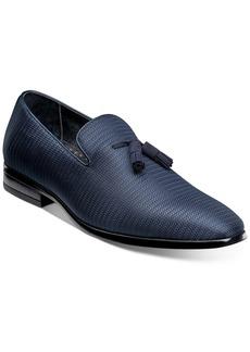 Stacy Adams Men's Tazewell Textured Tassel Loafers Men's Shoes