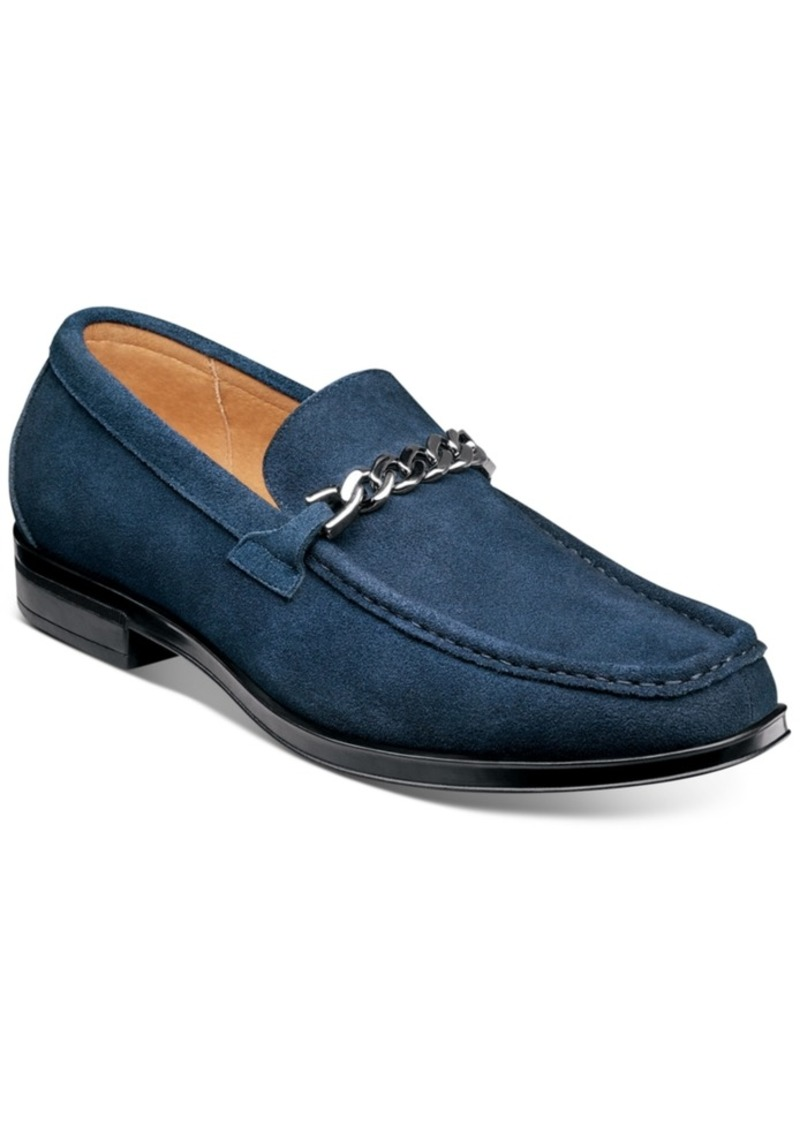 Stacy Adams Norwood Moc-Toe Slip-On Loafers Men's Shoes