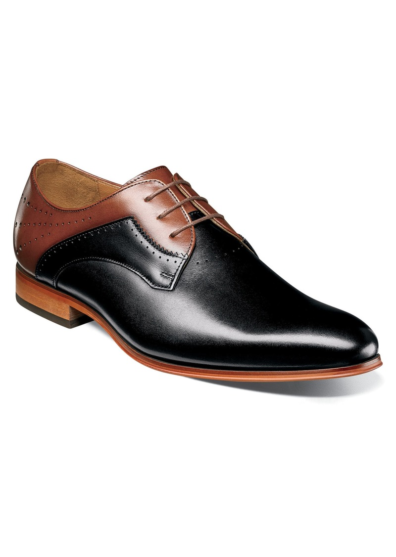 Stacy Adams Savion Plain Toe Derby (Men)