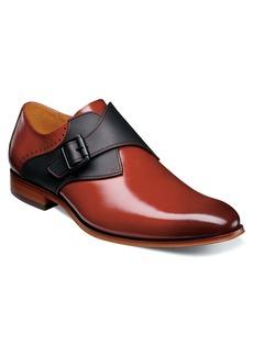 Stacy Adams Sutcliff Monk Strap Shoe (Men)