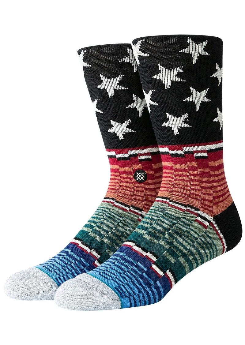 Stance Americana Glitch Socks