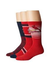 Stance Cardinals Team 3-Pack