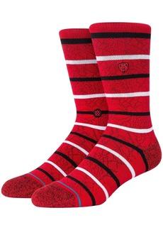 Stance Cobwebs Combed Cotton Blend Socks