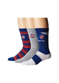 Stance Cubs Club 3-Pack