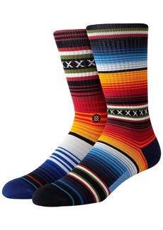 Stance Curren St Cotton Blend Crew Socks
