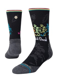 Stance Dancing Dead Cotton Blend Socks