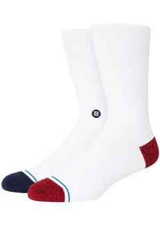 Stance Deboss Cotton Blend Socks