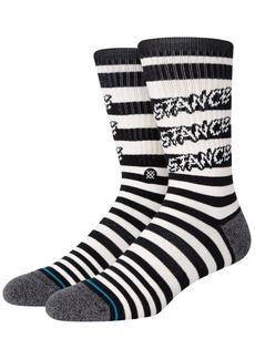 Stance Jail Card Combed Cotton Blend Socks