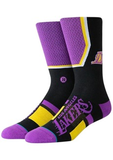 Stance Lakers Shortcut Socks