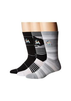 Stance Marlins Club 3-Pack