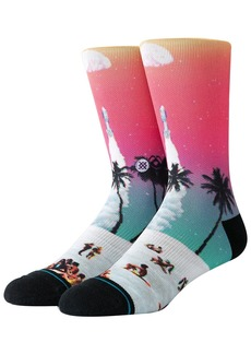 Stance Moon Beach Socks