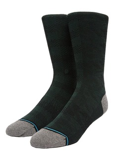 Stance Plaid Out Wool Blend Socks