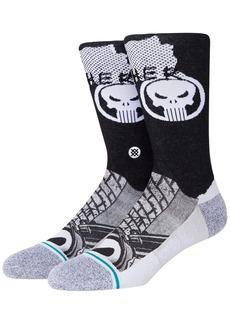 Stance Punisher Combed Cotton Blend Socks