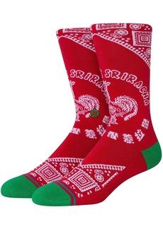 Stance Sriracha Combed Cotton Blend Socks