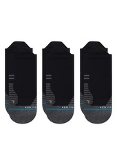 Stance 3-Pack Run Light No-Show Socks