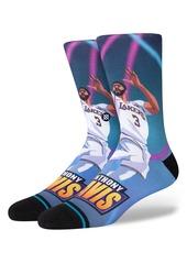 Stance Anthony Davis Fast Break Crew Socks