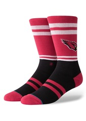 Stance Arizona Cardinals Logo Socks