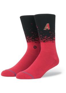 Stance Arizona Diamondbacks Fade Crew Socks