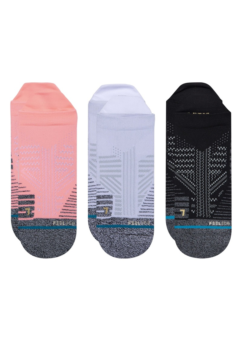 Stance Athletic Tab 3-Pack Socks