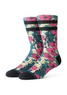 Stance Barrier Reef Floral-Print Socks