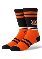 Stance Bengals Logo Crew Socks